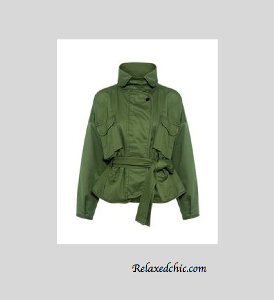 Green Marissa Webb Jacket
