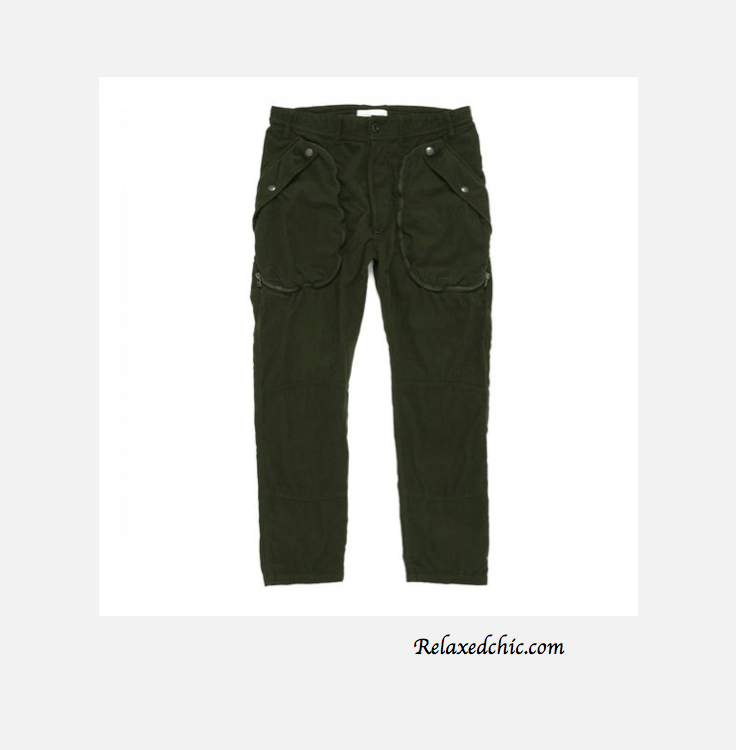 Olive green Pant